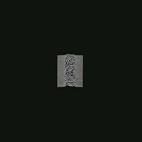 "Joy Division ‎– Unknown Pleasures (12"" Vinyl LP)"