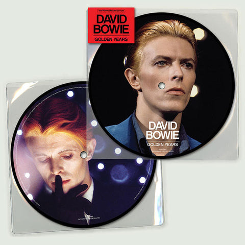 "David Bowie - Golden Years (7"" Vinyl Limited Edition Picture Disc)"