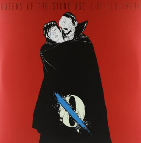 "Queens Of The Stone Age ‎– ...Like Clockwork (12"" Vinyl Deluxe Heavyweight Edition)"