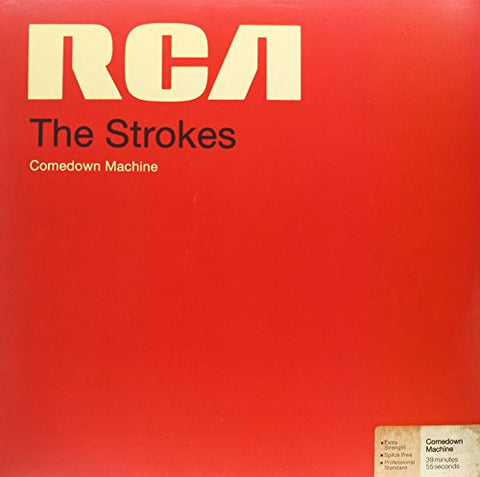 "The Strokes - Comedown Machine (12"" Vinyl)"