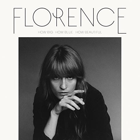 "Florence + The Machine ‎– How Big, How Blue, How Beautiful (12"" Vinyl)"