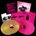Run The Jewels - RTJ4 [New Deluxe 4x 12-inch Neon Magenta & Gold Vinyl LP]