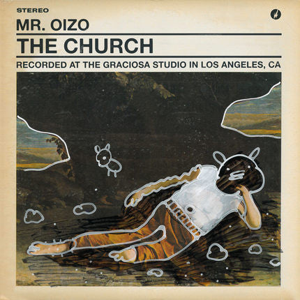 "Mr. Oizo - The Church (12"" Vinyl)"