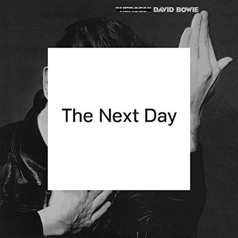 "David Bowie ‎– The Next Day (12"" Vinyl + CD)"