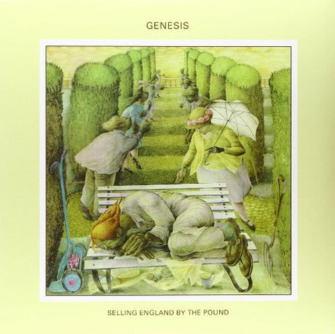 "Genesis - Selling England By The Pound (12"" Vinyl LP)"