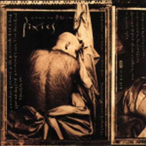"Pixies ‎– Come On Pilgrim (12"" Vinyl)"