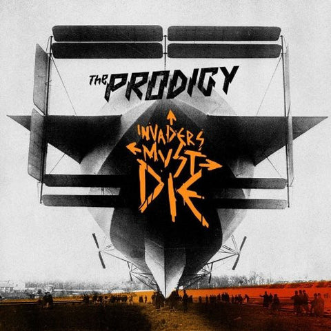 "The Prodigy ‎– Invaders Must Die (12"" Vinyl)"