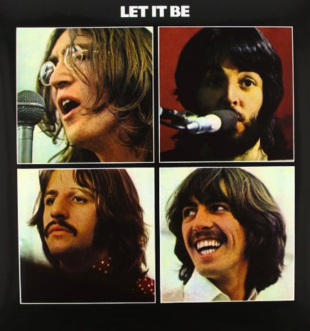 "The Beatles ‎– Let It Be (12"" Vinyl LP)"