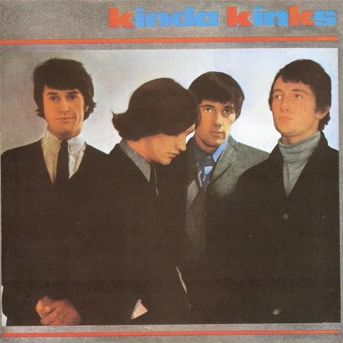 "The Kinks - Kinda Kinks (12"" Vinyl)"