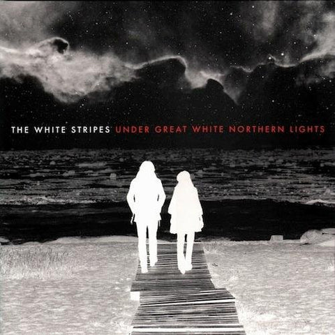"The White Stripes - Under Great White Northern Lights (12"" Vinyl)"