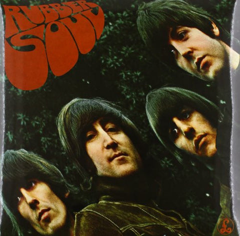 "The Beatles ‎– Rubber Soul (12"" Vinyl)"