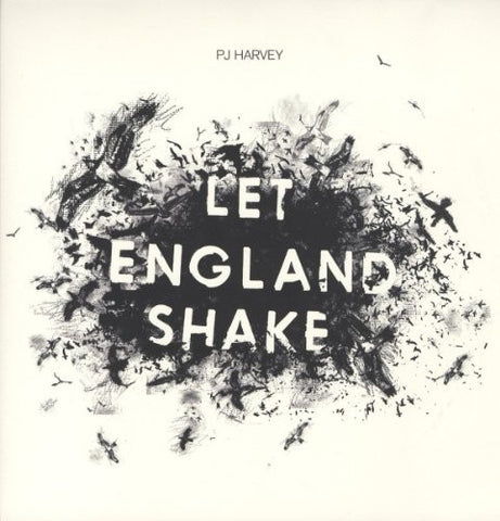 "PJ Harvey ‎– Let England Shake (12"" Vinyl)"