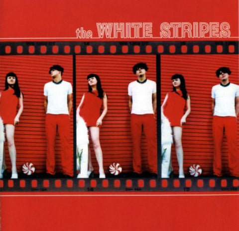 "The White Stripes - The White Stripes (12"" Vinyl)"