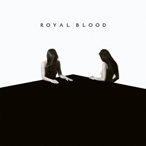 "Royal Blood - How Did We Get So Dark? (12"" White Vinyl)"