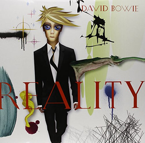 "David Bowie - Reality (12"" Black Vinyl LP)"