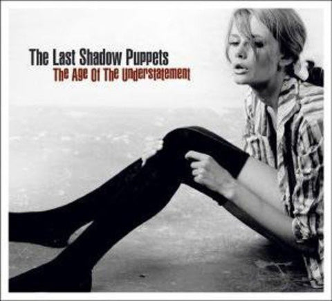 "The Last Shadow Puppets - The Age of the Understatement (12"" Vinyl LP)"