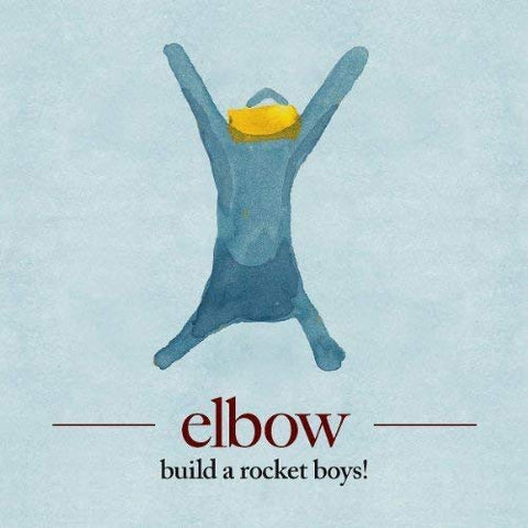 "Elbow - Build A Rocket Boys! (2x12"", Album)"