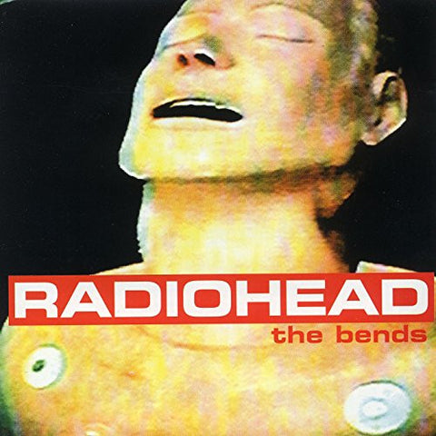 "Radiohead ‎– The Bends (12"" Vinyl)"