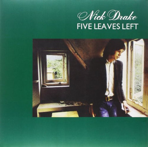 "Nick Drake ‎– Five Leaves Left (12"" Vinyl LP)"