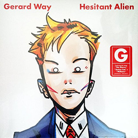 "Gerard Way - Hesitant Alien (12"" Vinyl LP)"