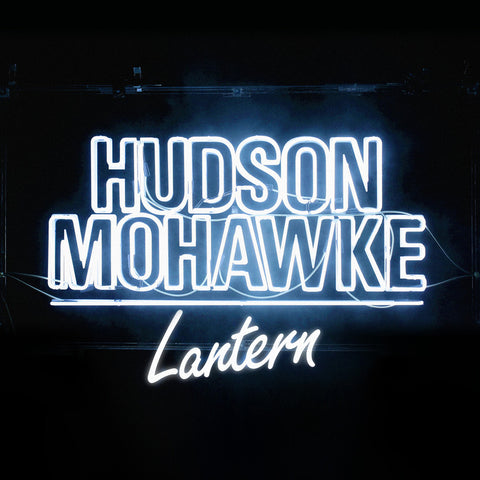 "Hudson Mohawke - Lantern (12"" Vinyl & Print Indies Only Limited Edition)"
