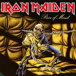 "Iron Maiden - Piece Of Mind (12"" Vinyl)"