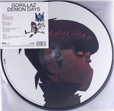 Gorillaz - Demon Days [New 2x 12-inch Vinyl LP Picture Disc]