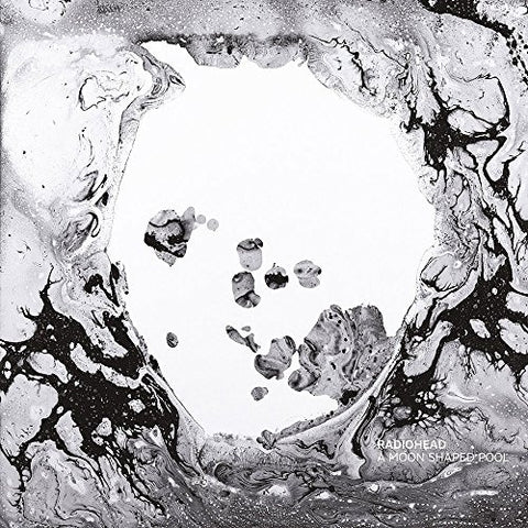 "Radiohead - A Moon Shaped Pool (12"" Vinyl LP)"