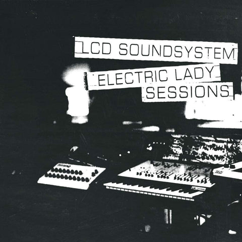 LCD Soundsystem - Electric Lady Sessions [New 2x 12-inch Vinyl LP]
