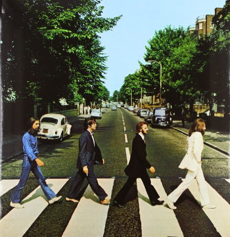 "The Beatles ‎– Abbey Road (12"" Vinyl LP)"