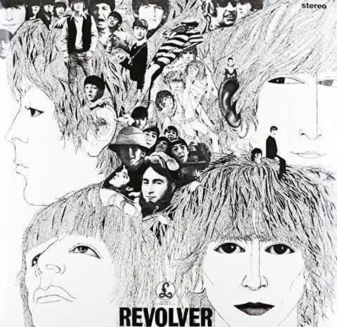 "The Beatles ‎– Revolver (12"" Vinyl)"