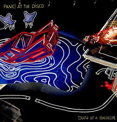 "Panic! At the Disco - Death Of A Bachelor (12"" Vinyl LP)"