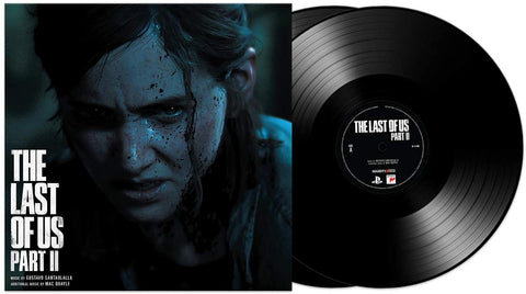 Gustavo Santaolalla & Mac Quayle - The Last of Us Part II [New 2x 12-inch Vinyl LP]