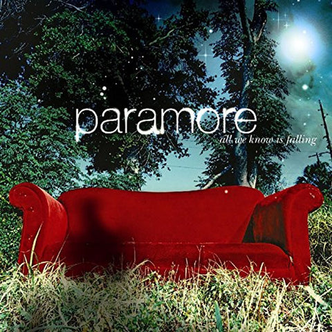 "Paramore - All We Know Is Falling (12"" Vinyl LP)"
