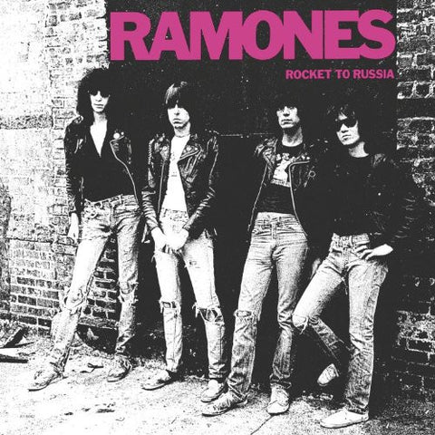 "Ramones ‎– Rocket To Russia (12"" Vinyl)"