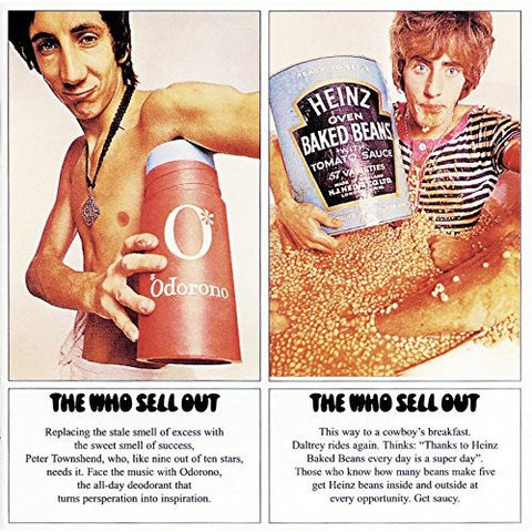 "The Who - The Who Sell Out (12"" Vinyl LP)"