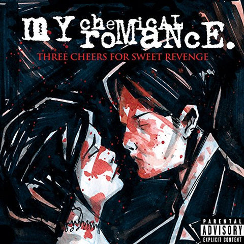 "My Chemical Romance - Three Cheers For Sweet Revenge (12"" Vinyl LP)"