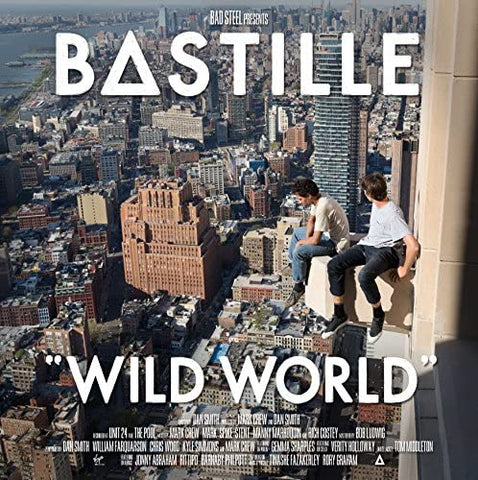 "Bastille - Wild World (12"" Vinyl LP)"