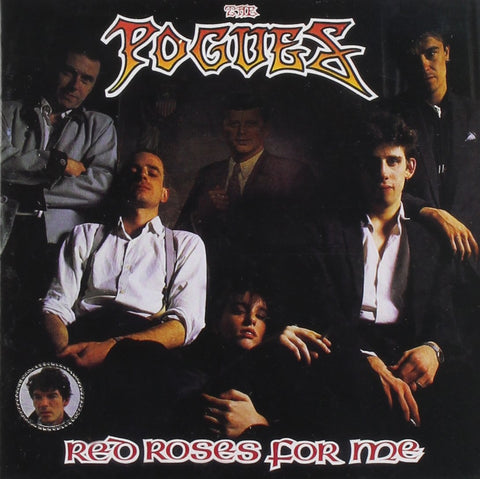 "Pogues, The - Red Roses For Me (New 12"" Vinyl LP)"