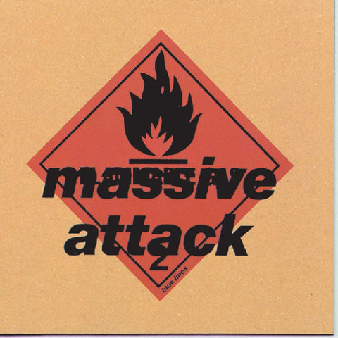 "Massive Attack - Blue Lines (180 g 12"" Vinyl LP)"