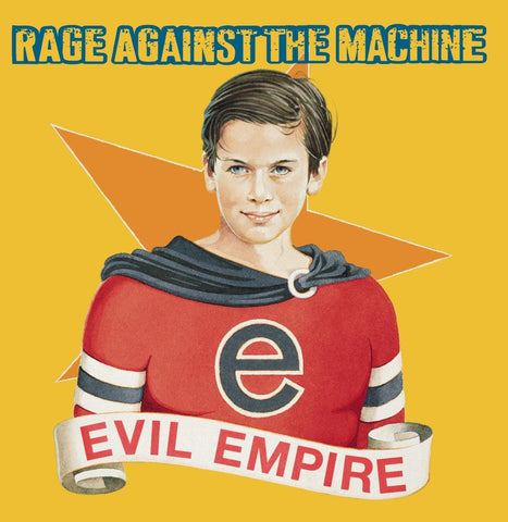 "Rage Against The Machine - Evil Empire (New 12"" Vinyl LP)"