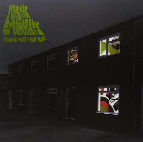 "Arctic Monkeys ‎– Favourite Worst Nightmare (12"" Vinyl LP)"