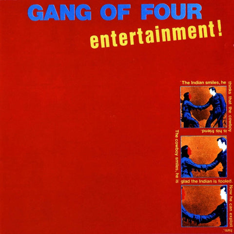 Gang Of Four - Entertainment! [New 1x 12-inch Vinyl LP]