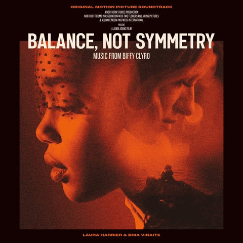 "Biffy Clyro - Balance, Not Symmetry (New 12"" Vinyl LP)"