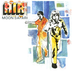 Air - Moon Safari [New 1x 12-inch Vinyl LP]