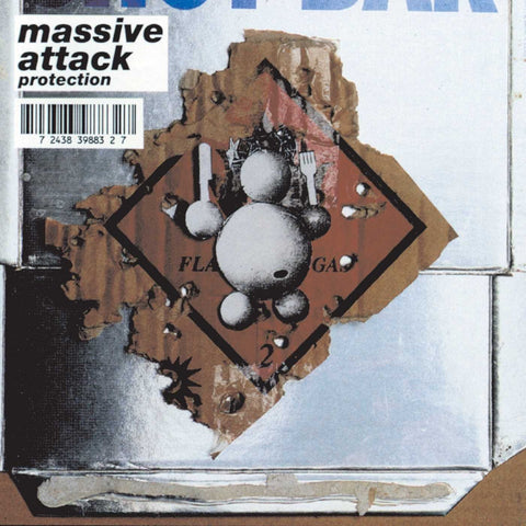 "Massive Attack - Protection (180 g 12"" Vinyl LP)"