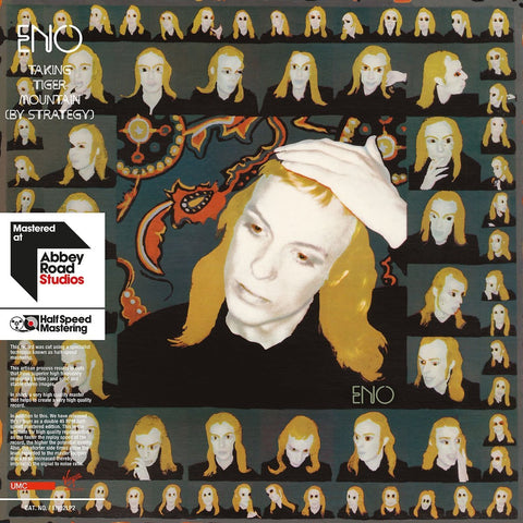 "Brian Eno ‎– Taking Tiger Mountain (By Strategy) (Limited Edition Half Speed Mastered 45RPM Double 12"" Vinyl LP)"