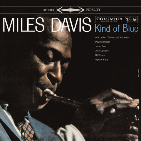 Miles Davis - Kind Of Blue [New 1x 12-inch Vinyl LP]