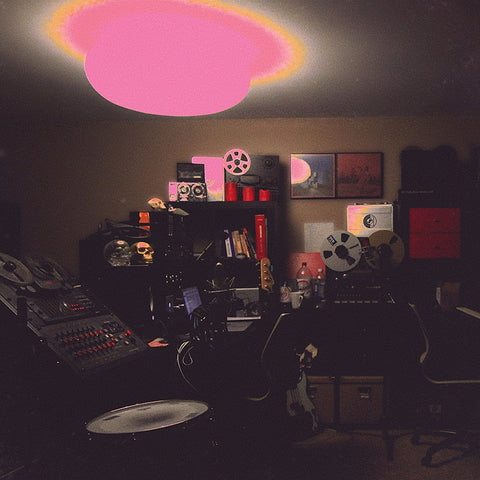 "Unknown Mortal Orchestra - Multi-Love (12"" Limited Pink Coloured Vinyl Deluxe Edition)"