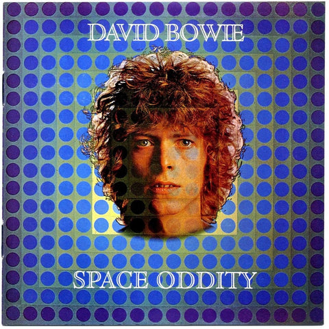 "David Bowie - Space Oddity 2015 reissue 180g 12"" Vinyl LP"